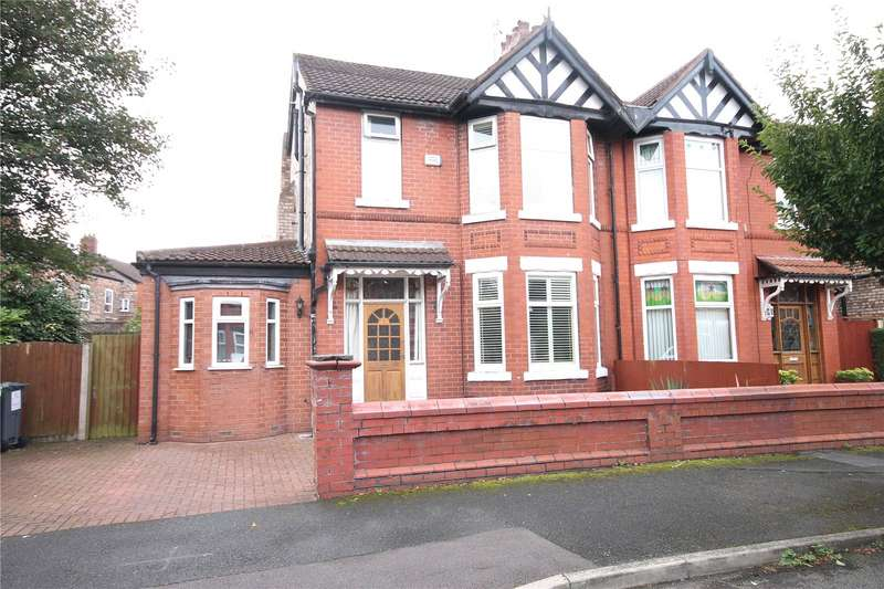 3 Bedrooms Semi Detached House for rent in Collingwood Road, Manchester, M19
