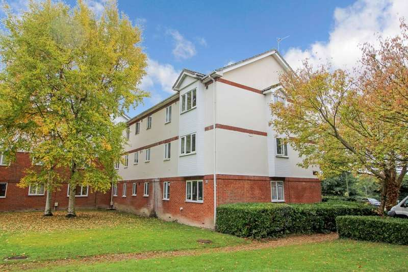 1 Bedroom Flat for sale in Walled Meadow, Andover, SP10