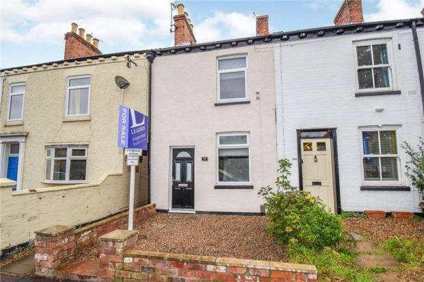 3 Bedrooms Terraced House for sale in Leicester Road, Quorn, Loughborough