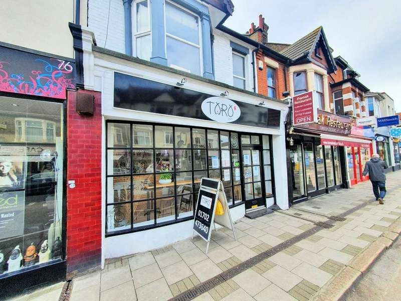 Commercial Property for sale in Leigh Road, Leigh on Sea, Essex, SS9 1Bz