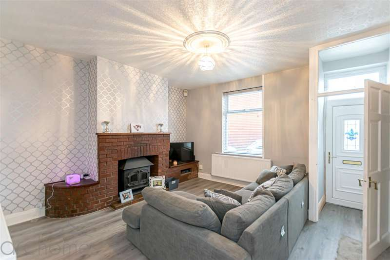2 Bedrooms End Of Terrace House for sale in Sumner Street, Atherton, Manchester