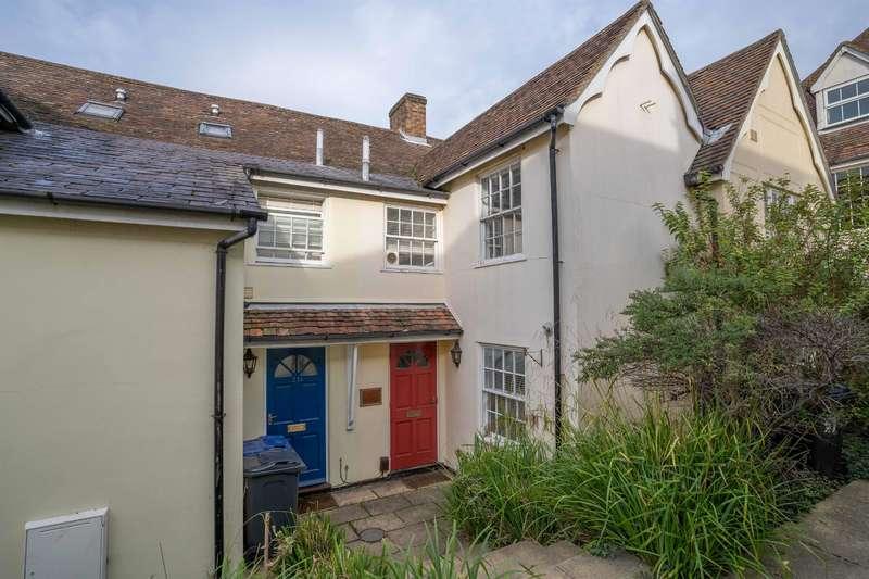 2 Bedrooms Terraced House for rent in Hockerill Court , Bishops Stortford, Herts