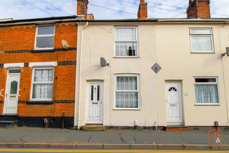1 Bedroom Terraced House for sale in Greenstead Road, Colchester