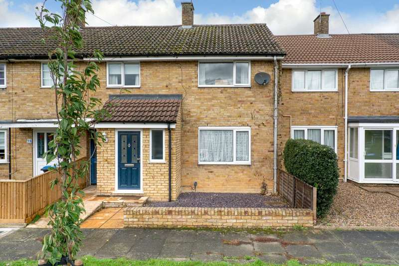 3 Bedrooms Terraced House for sale in Eastwick Row, Adeyfield