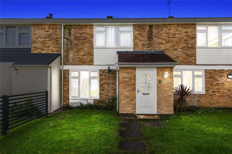 3 Bedrooms Terraced House for sale in Gladwyns, Basildon, Essex, SS15