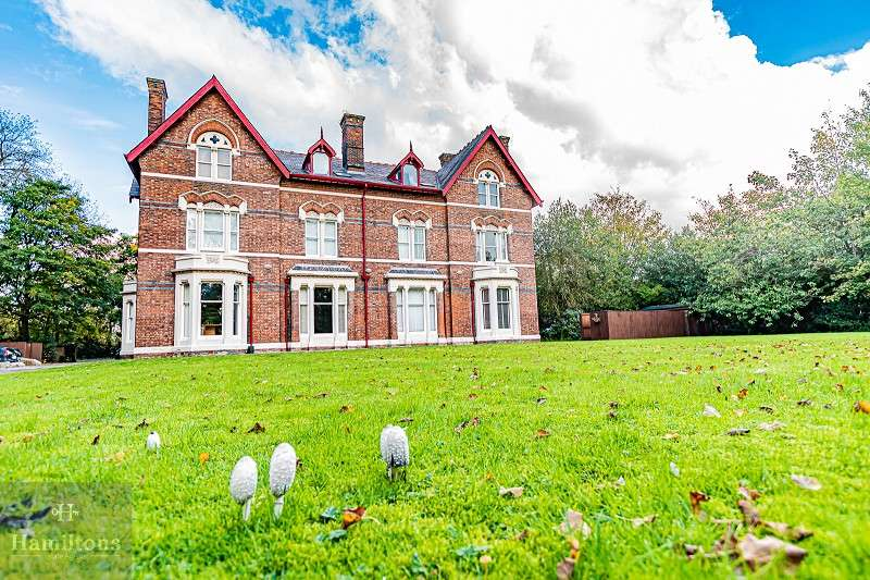 2 Bedrooms Apartment Flat for sale in The Convent, Orchard Lane, Leigh, Greater Manchester. WN7 1EF