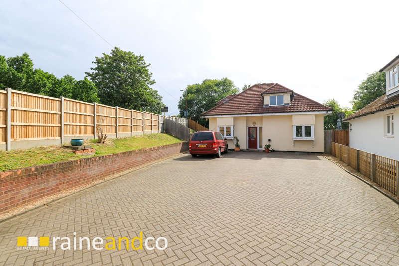 5 Bedrooms Bungalow for sale in Holloways Lane, Welham Green, AL9