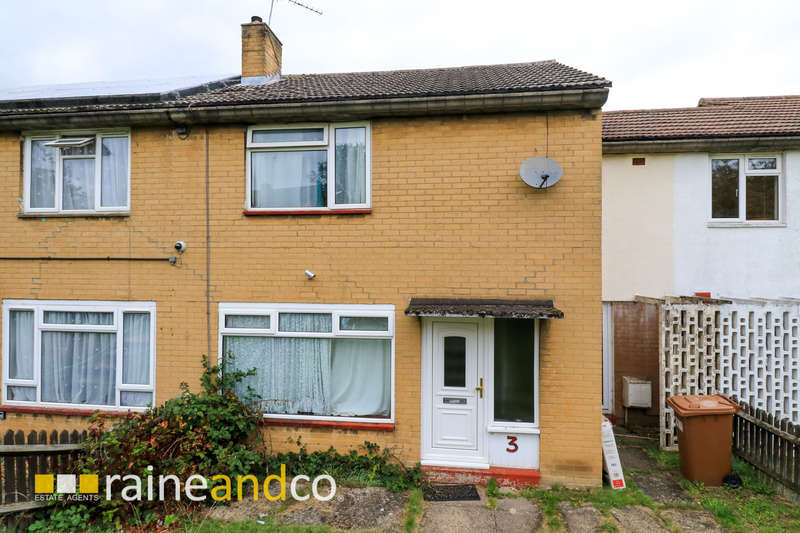 3 Bedrooms Terraced House for sale in Spring Glen, Hatfield, AL10