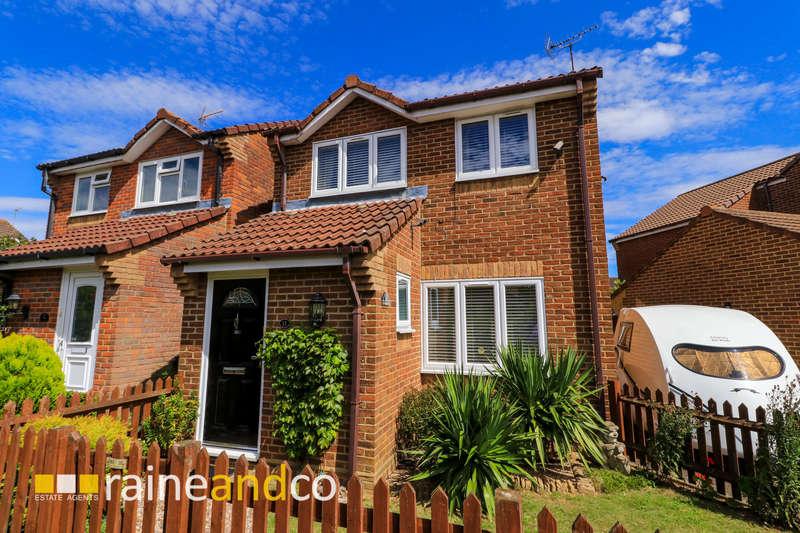 3 Bedrooms Detached House for sale in Sweyns Mead, Stevenage, SG2