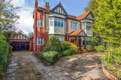 6 Bedrooms Detached House for sale in Dowhills Road, Liverpool, Merseyside, L23