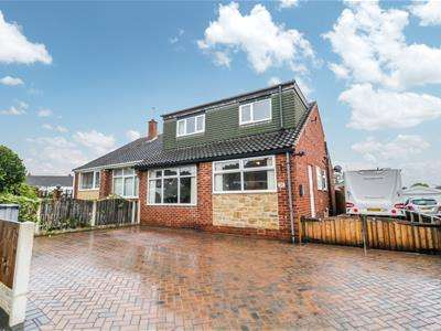 3 Bedrooms Semi Detached House for sale in Roache Drive, Goldthorpe, Rotherham