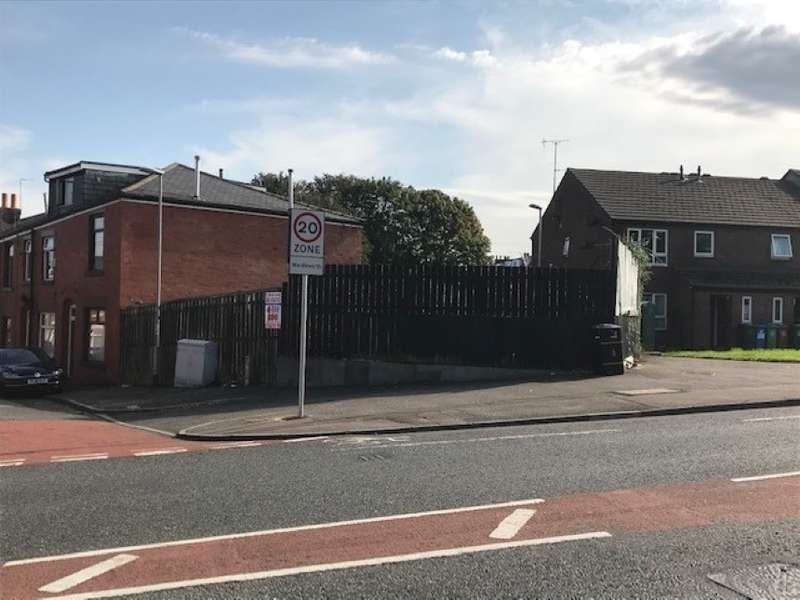Land Commercial for sale in Plot Of Land Adjacent To 2 Oswald Street, Rochdale, Greater Manchester