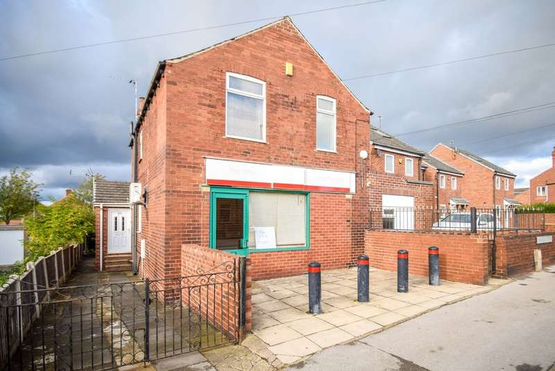 3 Bedrooms Detached House for sale in Weeland Road, Sharlston Common, Wakefield