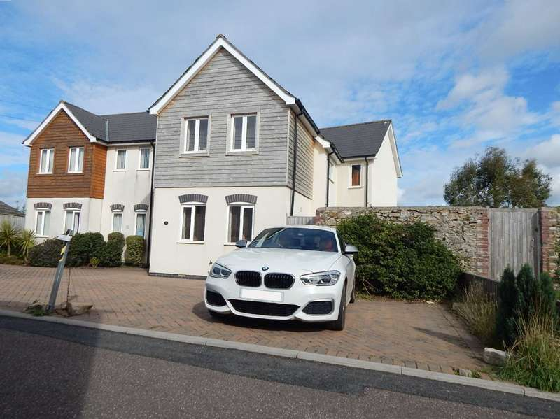 3 Bedrooms Detached House for sale in Widepost Lane, Axminster, Devon