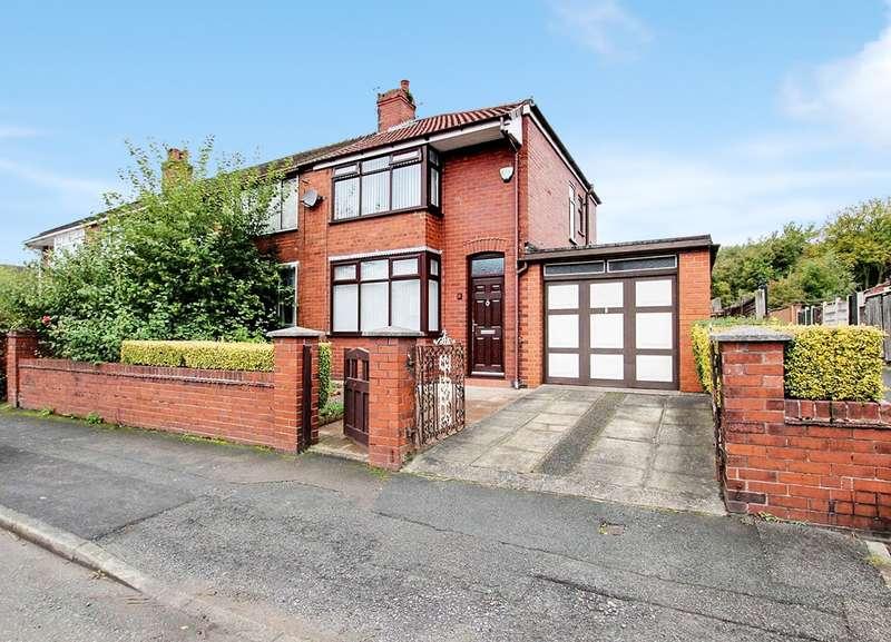 2 Bedrooms End Of Terrace House for sale in Webster Street, Platt Bridge, Wigan, WN2