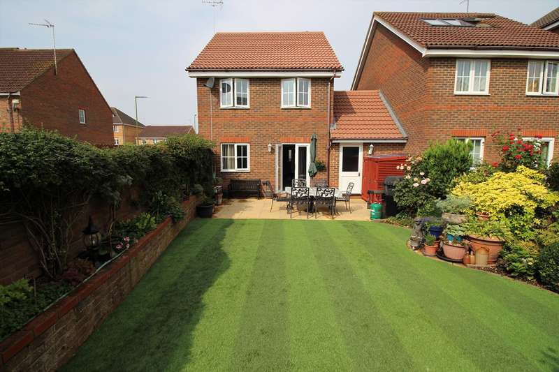 3 Bedrooms Link Detached House for sale in Campion Road, Hatfield, AL10