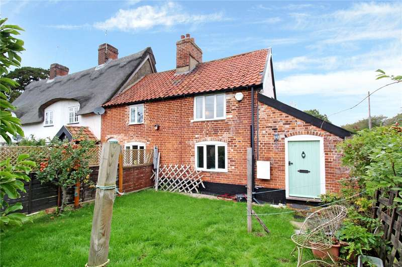 4 Bedrooms End Of Terrace House for sale in Chediston, Halesworth, IP19