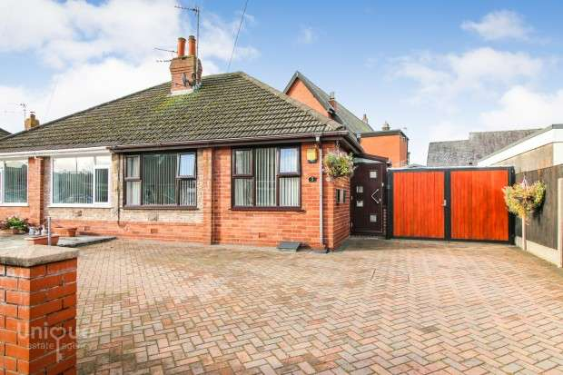 2 Bedrooms Bungalow for sale in Trunnah Gardens, Thornton-Cleveleys, FY5
