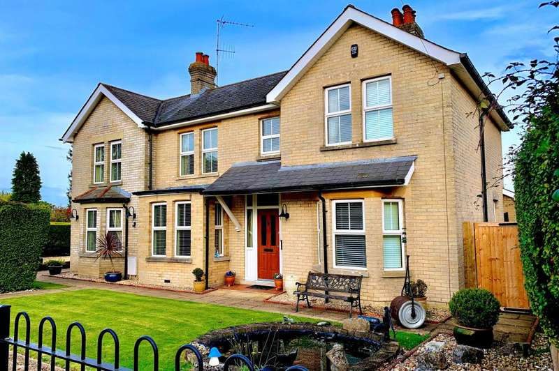 4 Bedrooms Detached House for sale in Broadshard Lane, Ringwood, BH24 1RR