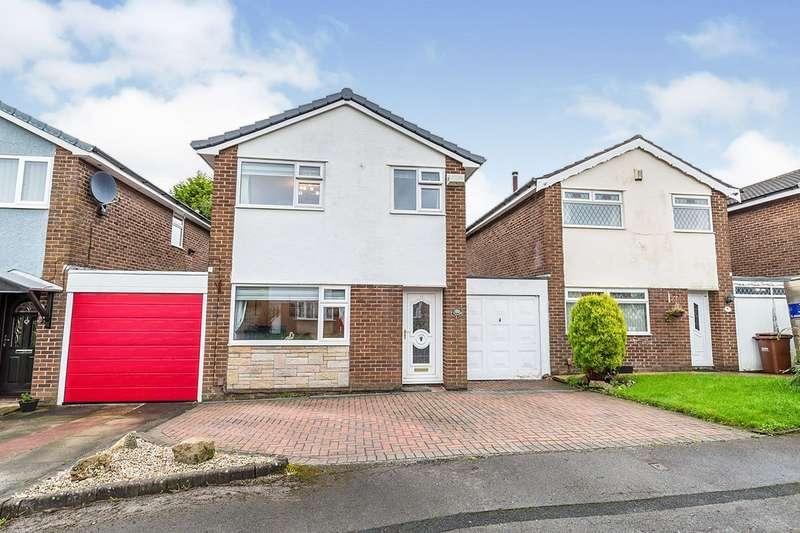 3 Bedrooms Link Detached House for sale in School Field, Bamber Bridge, Preston, PR5