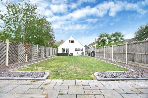 4 Bedrooms House for sale in Colchester Road, Weeley, Clacton-On-Sea