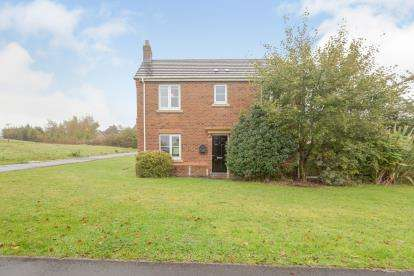 3 Bedrooms Detached House for sale in Home Park Drive, Buckshaw Village, Chorley, Lancashire