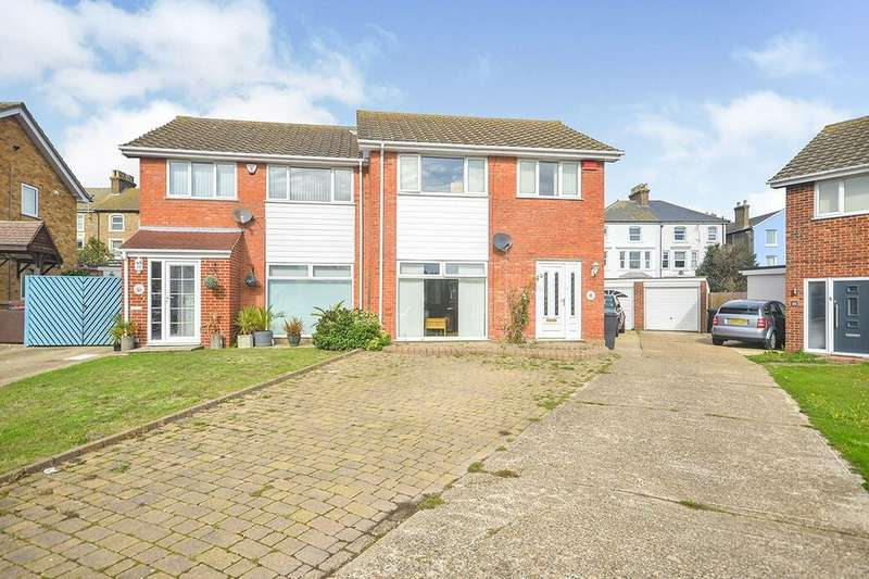 3 Bedrooms Semi Detached House for sale in St. Augustines Park, Ramsgate, CT11