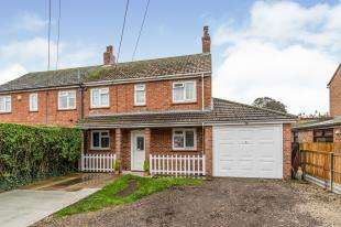 3 Bedrooms Semi Detached House for sale in High Street, Eastchurch, Sheerness, Kent
