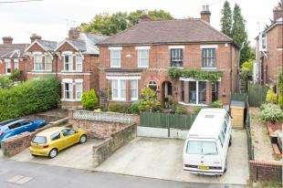 4 Bedrooms Semi Detached House for sale in Upper Grosvenor Road, Tunbridge Wells, Kent