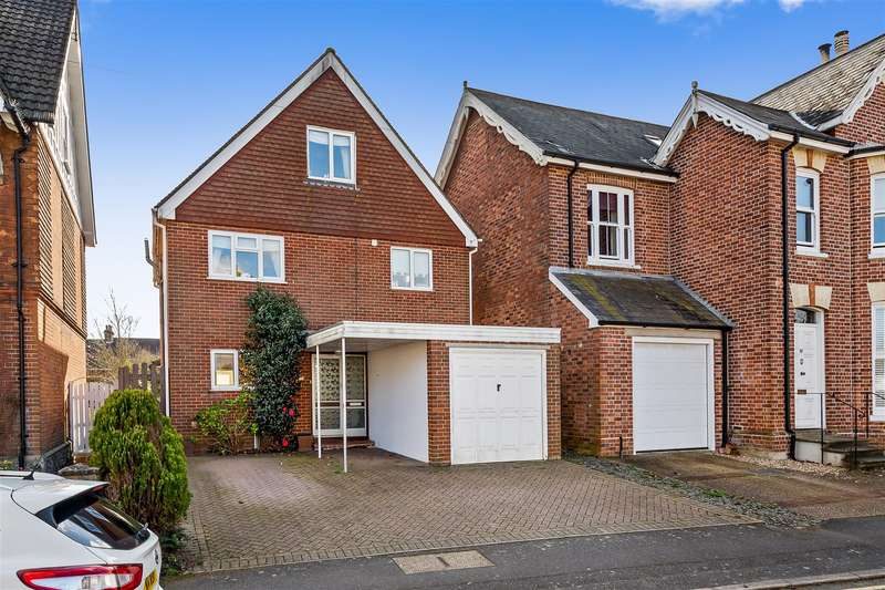 5 Bedrooms Detached House for sale in Albert Road, Ashford