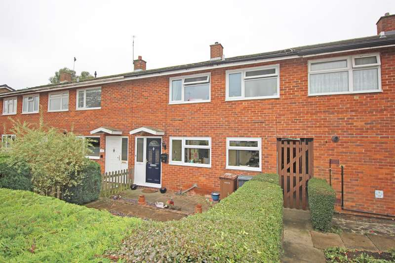 3 Bedrooms Terraced House for sale in Telford Avenue, Stevenage, SG2 0AL