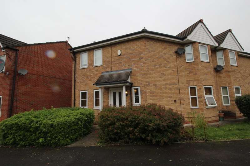 3 Bedrooms Semi Detached House for sale in Wray Gardens, Levenshulme, Manchester, M19