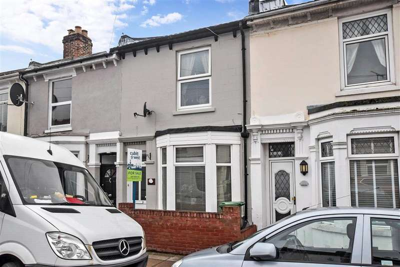 3 Bedrooms Terraced House for sale in Paulsgrove Road, , Portsmouth, Hampshire