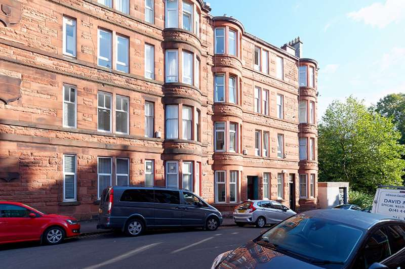 1 Bedroom Flat for sale in Laurel Place, Glasgow, G11 7RF
