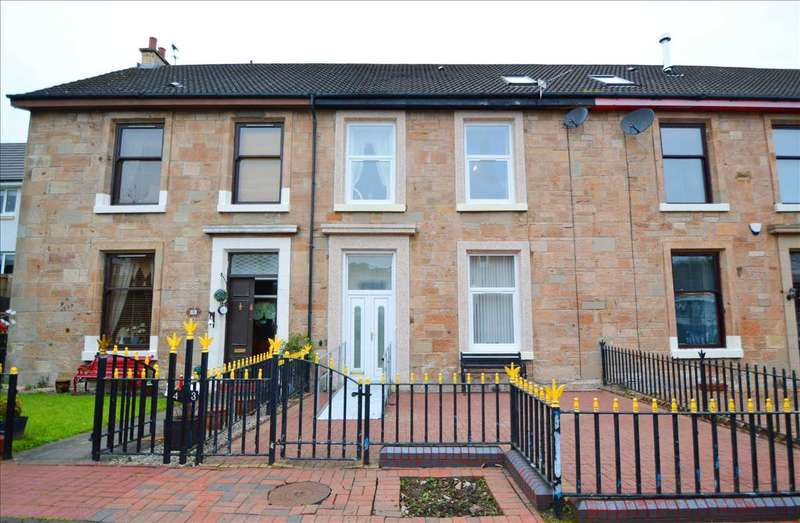 4 Bedrooms Town House for sale in Village Road, Cambuslang