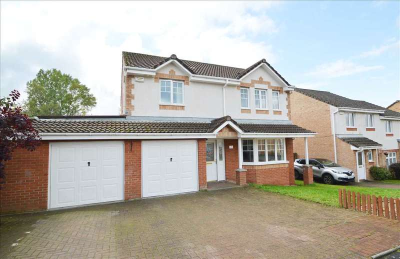 4 Bedrooms Detached House for sale in The Lairs, Lanark
