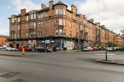 1 Bedroom Flat for sale in Battlefield Avenue, Glasgow, Lanarkshire