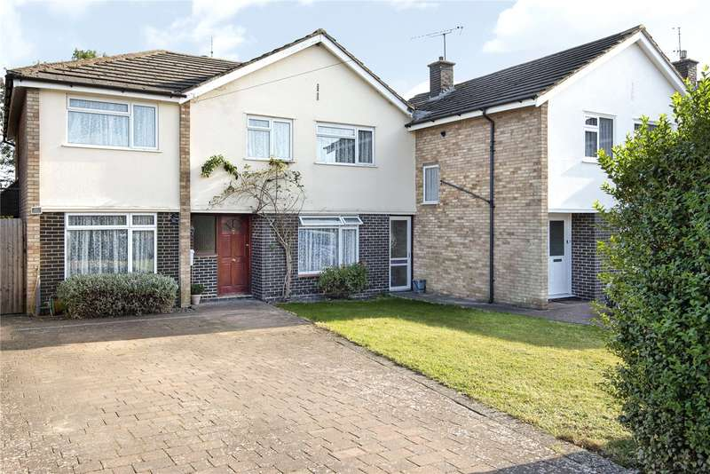 4 Bedrooms Link Detached House for sale in Alexandra Road, Sarratt, Rickmansworth, Hertfordshire, WD3