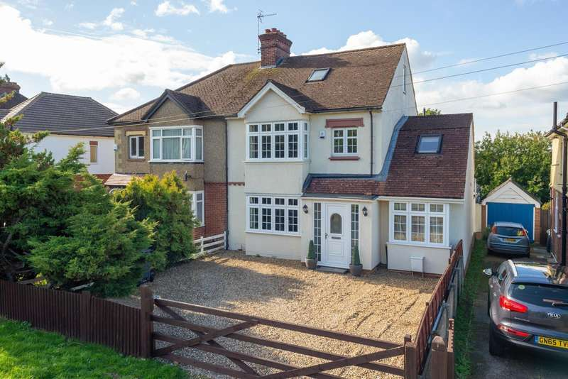 5 Bedrooms Semi Detached House for sale in Chatham Road, Maidstone, ME14