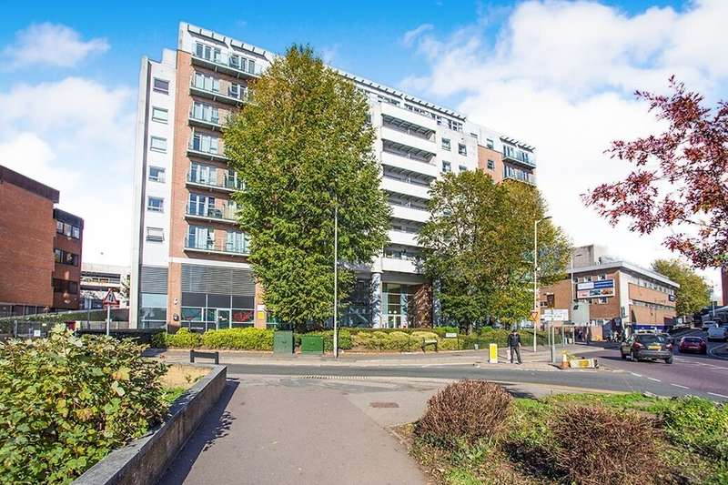 1 Bedroom Flat for rent in Wilmington Close, Watford, WD18