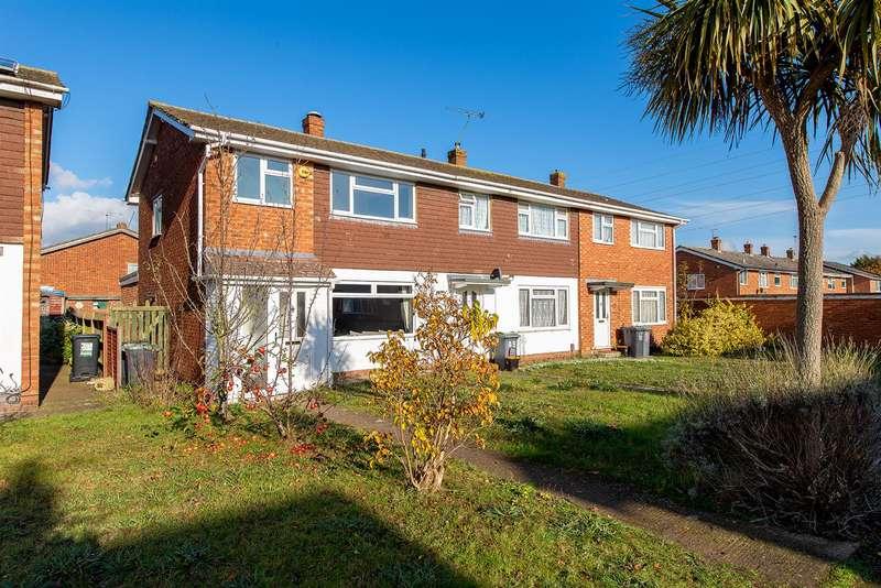 3 Bedrooms End Of Terrace House for sale in Woodpecker Road, Larkfield, Aylesford