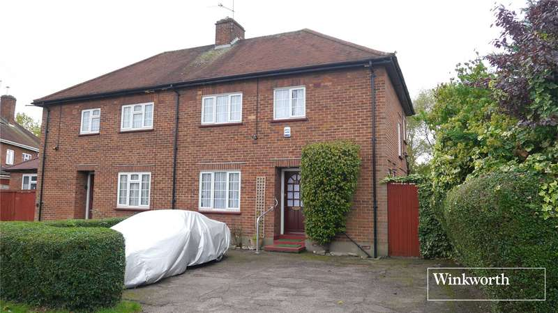 3 Bedrooms Semi Detached House for sale in Chesterfield Road, Barnet, EN5