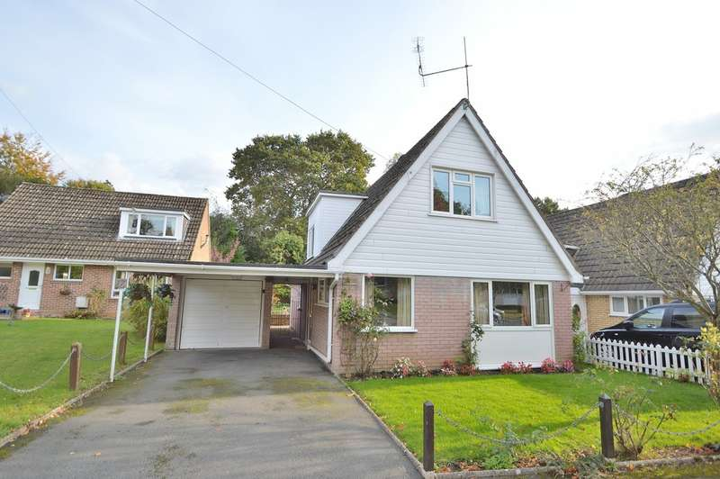 3 Bedrooms Detached House for sale in Parkway Gardens, Chandler's Ford