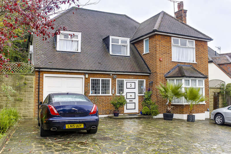6 Bedrooms Detached House for sale in Ringwood Avenue, East Finchley, London N2