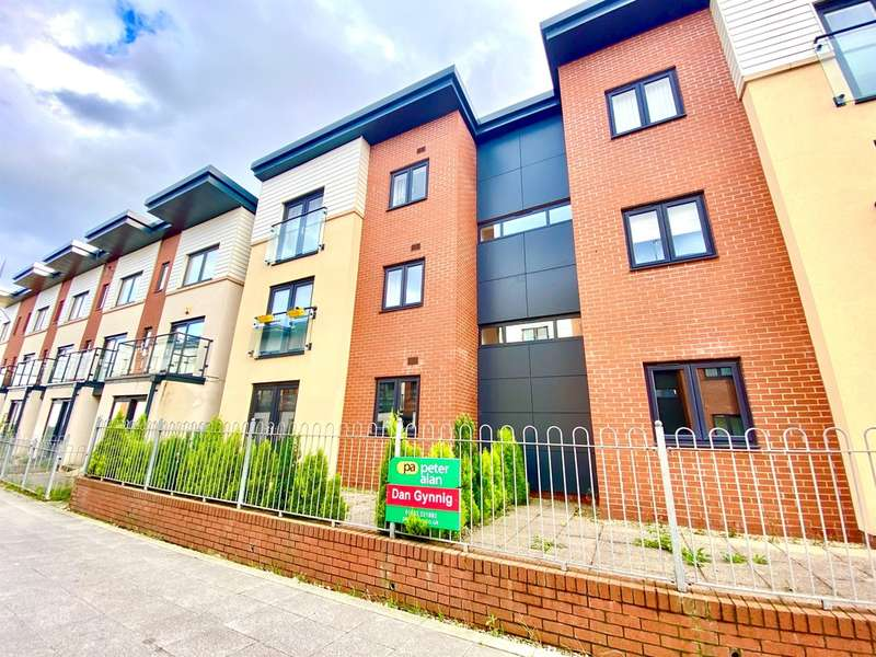 2 Bedrooms Ground Flat for sale in Millennium Walk, Newport