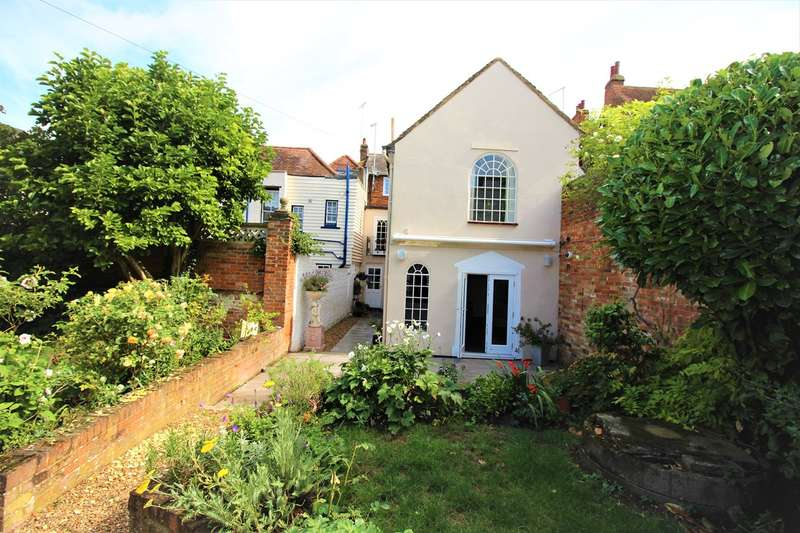 3 Bedrooms Unique Property for rent in Fore Street, Hatfield, AL9