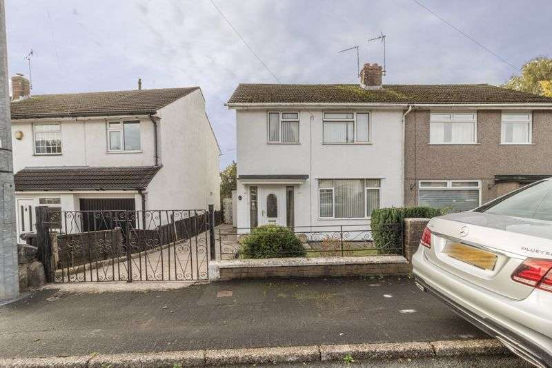 3 Bedrooms Property for sale in Tregwilym Close Rogerstone, Newport