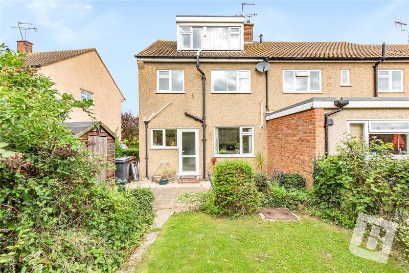 3 Bedrooms End Of Terrace House for sale in Gloucester Avenue, Chelmsford, Essex, CM2
