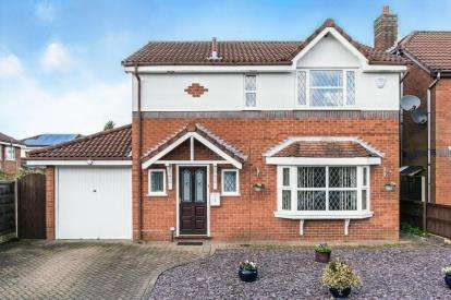 3 Bedrooms Detached House for sale in Parkway, Westhoughton, Bolton, Greater Manchester, BL5