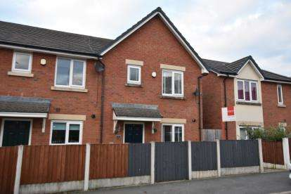 3 Bedrooms Terraced House for sale in Tewksbury Street, Blackburn, Lancashire